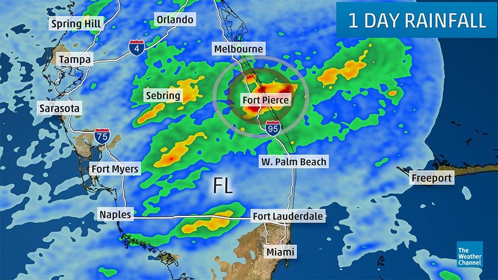 Weather Radar Vero Beach Florida