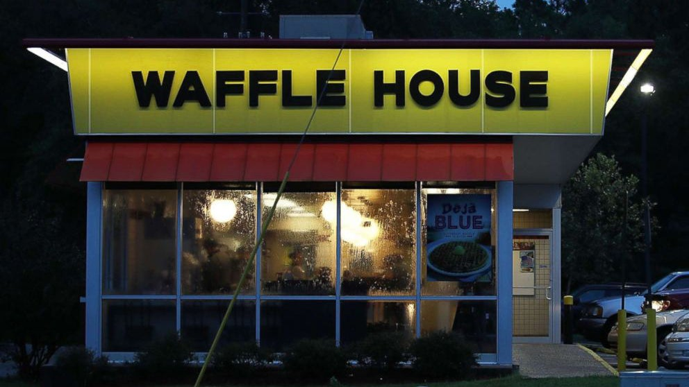 How Waffle House Will Help Determine How Bad Florence Is | The ...