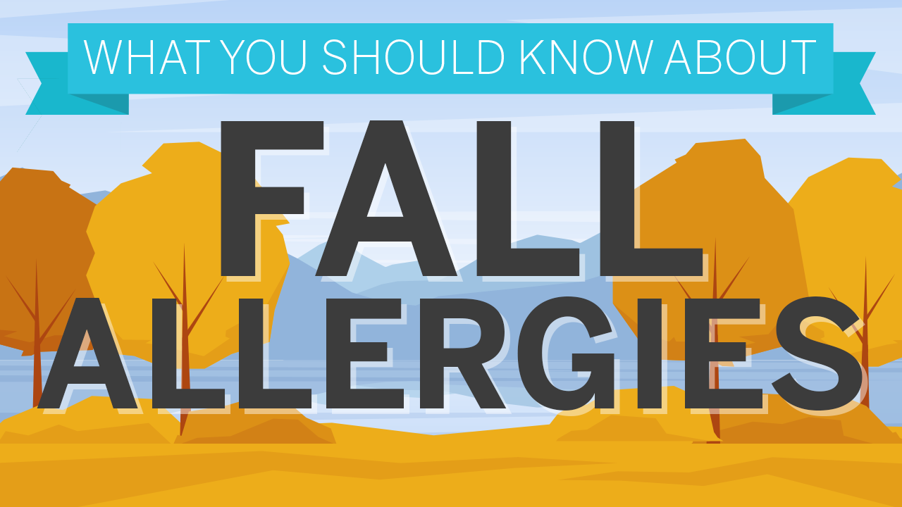 A Regional Guide to Fall Allergies