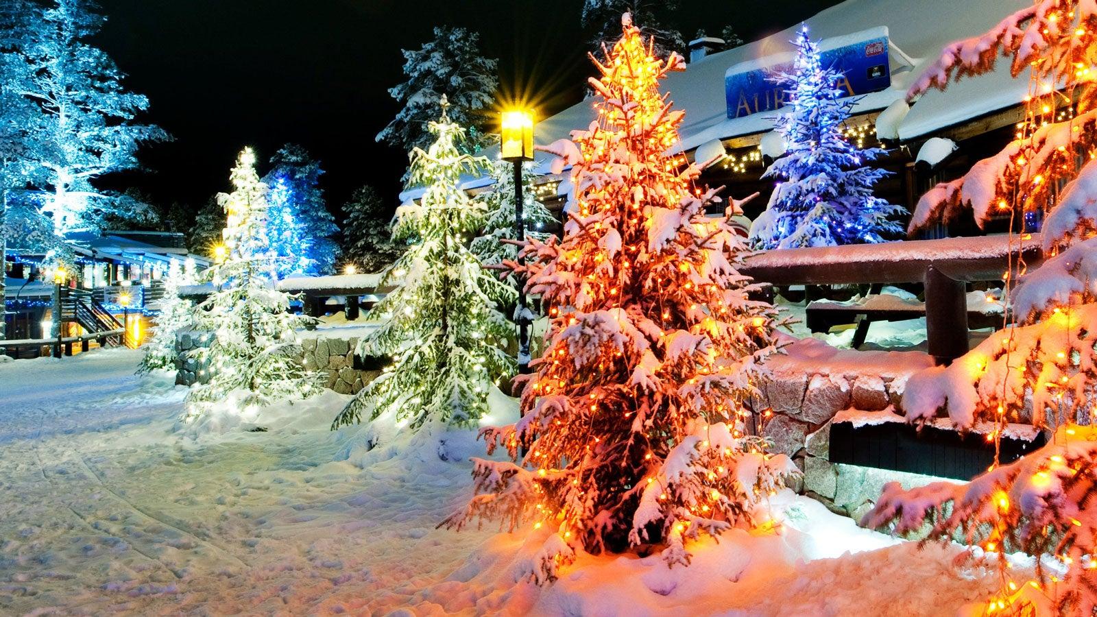 Wetterausblick bis 2018: Chancen auf weiße Weihnachten stehen ...