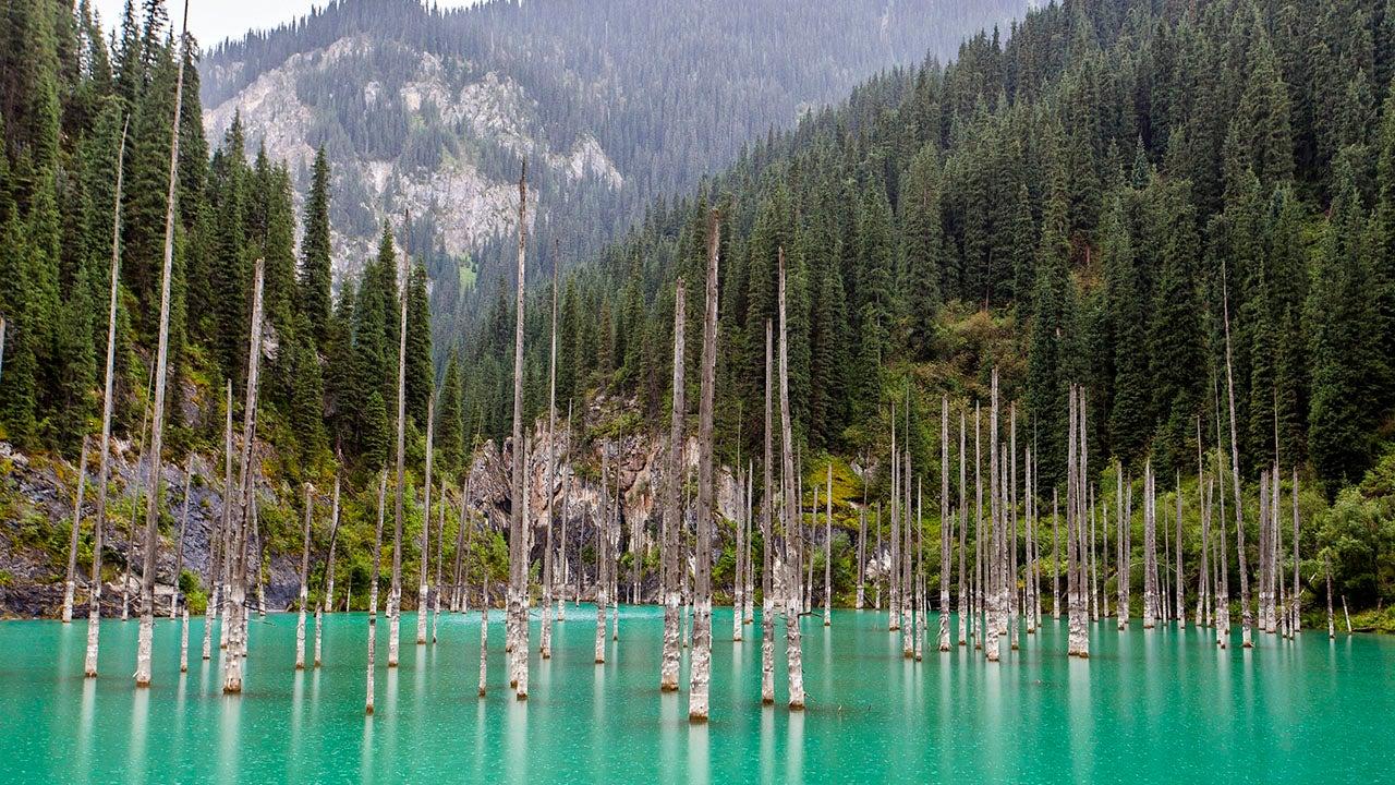 PHOTOS Les lacs les plus étonnants du monde