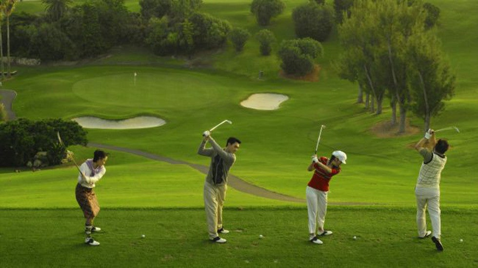 Golf Tips: Whip Topping