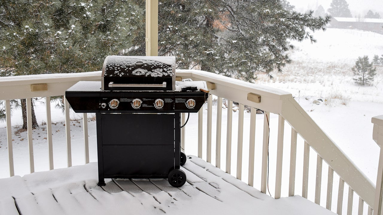 How to Winterize Your Grill