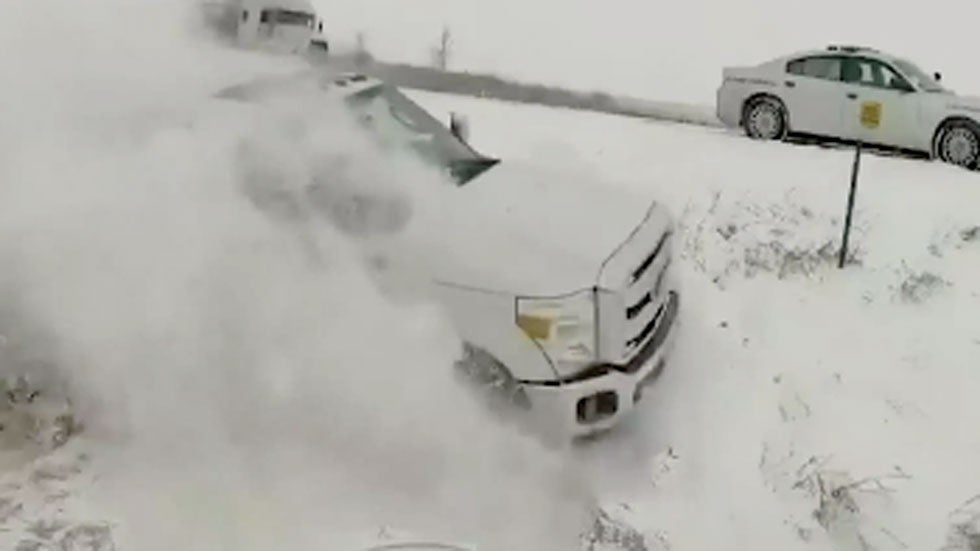 Winter Storm Jacob Blasts the Plains, Midwest and Northeast With Snow