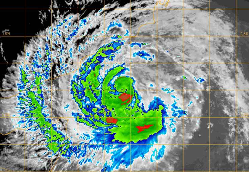 Cyclone Mekunu an Increasingly Serious Threat for Oman, Yemen by Bob ...