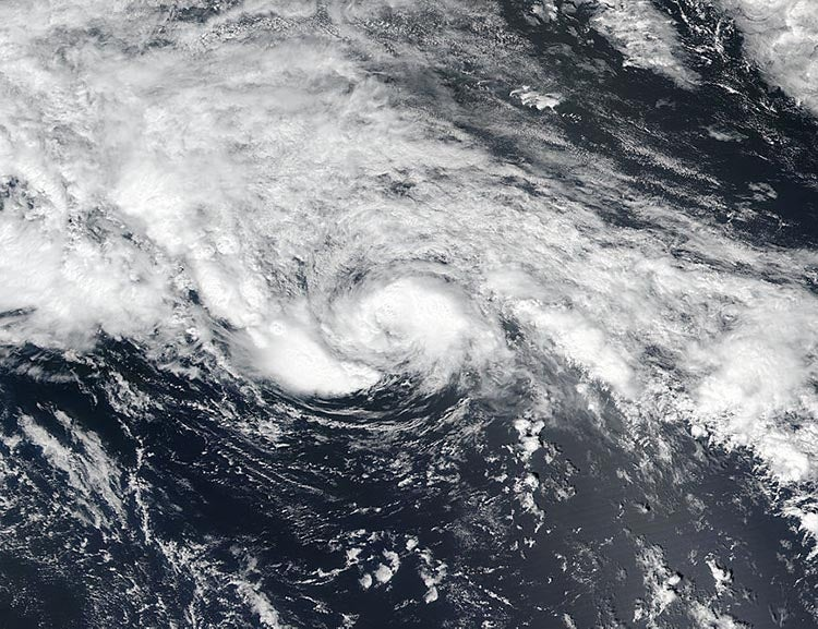 Tropical Storm Arlene