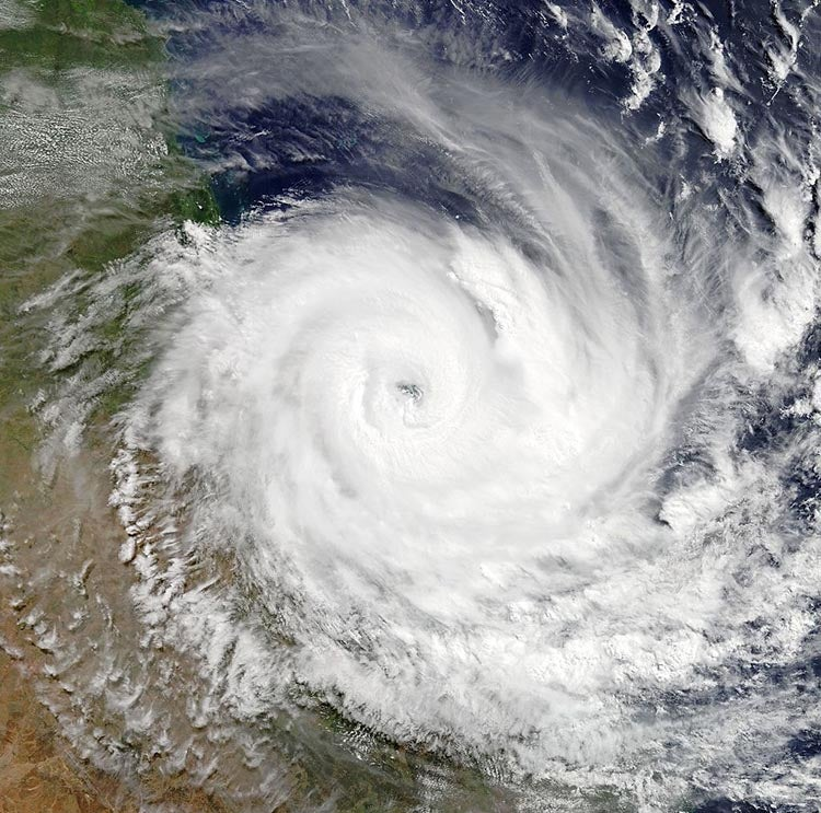 Tropical Cyclone Debbie