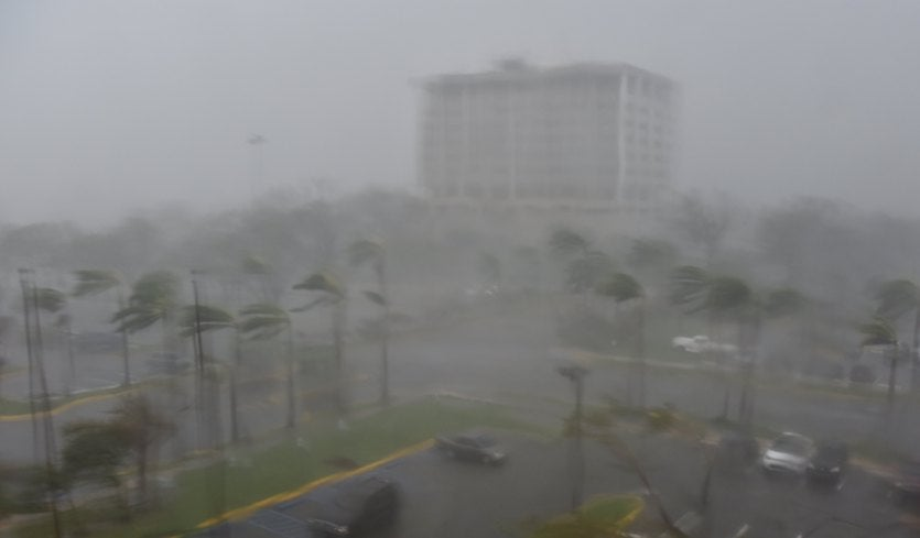 Maria S Parting Shot Flash Floods Hammer Puerto Rico By