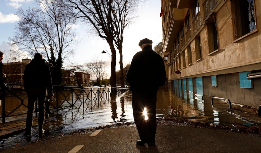 Floods Record Warmth High Winds It S The Winter Of 2018 European Edition