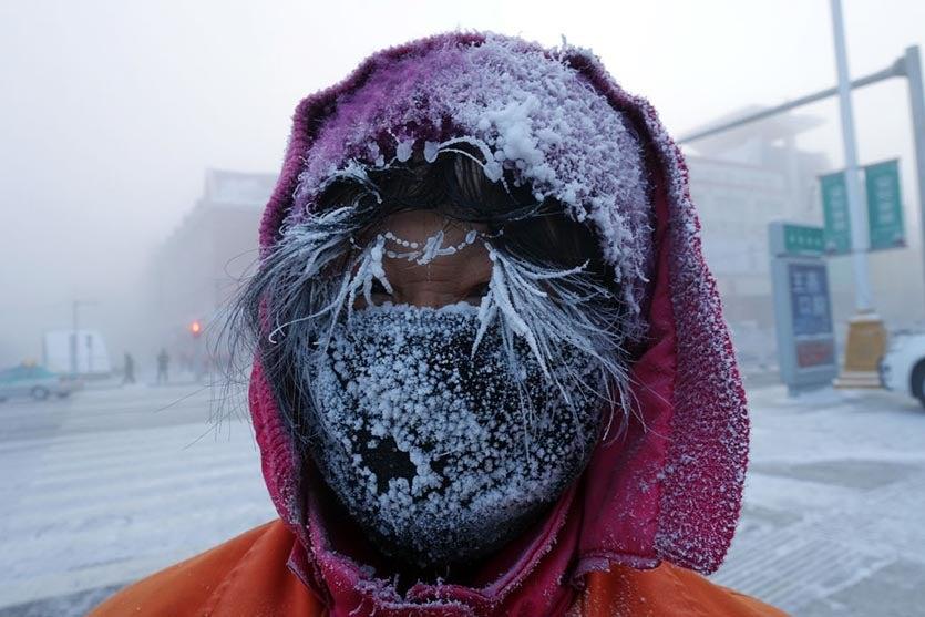 China cold