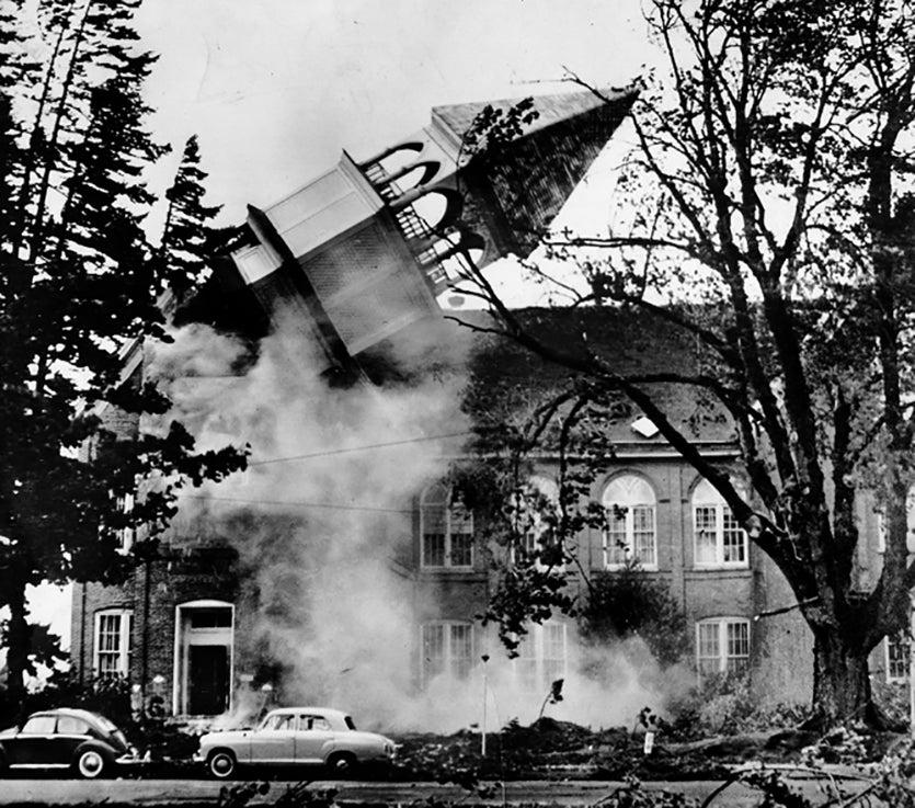 1962 Columbus Day storm