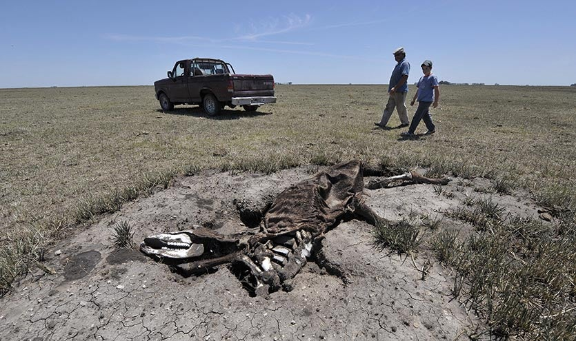 Most Expensive Weather Disaster of 2018: a $3.9 Billion Drought in ...