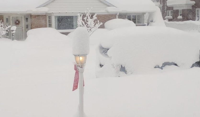 Extreme Snowfall Reports How Reliable Are They Weather Underground