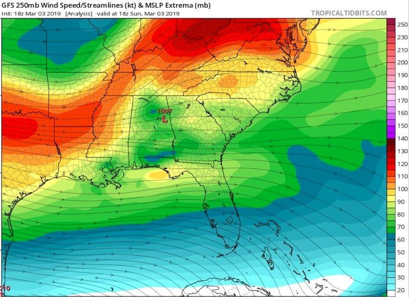 South Slammed By Deadliest Us Tornado Day In Six Years By Bob - Tornado-us-map