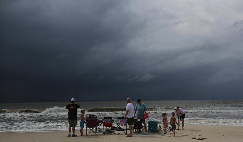 Gordon Closing In On Mississippi Alabama Coastline Weather