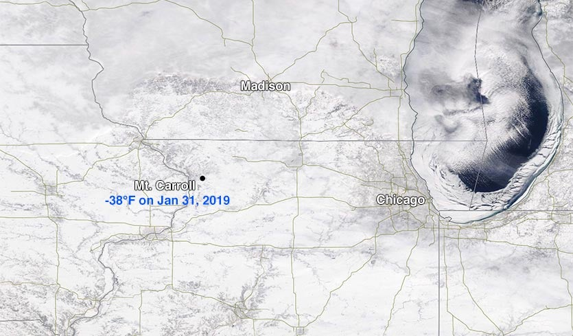 9a766519149eb6 It s Official  Illinois Set a New All-Time Record Low of -38°F on ...