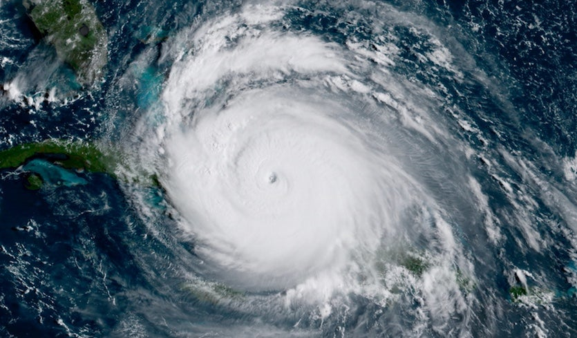 Extremely Dangerous Cat 4 Irma Headed For Florida By Dr