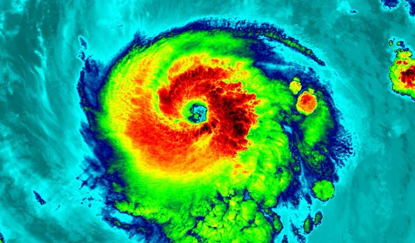 Hurricane Irma Is A Mighty Storm But Where Is It Heading