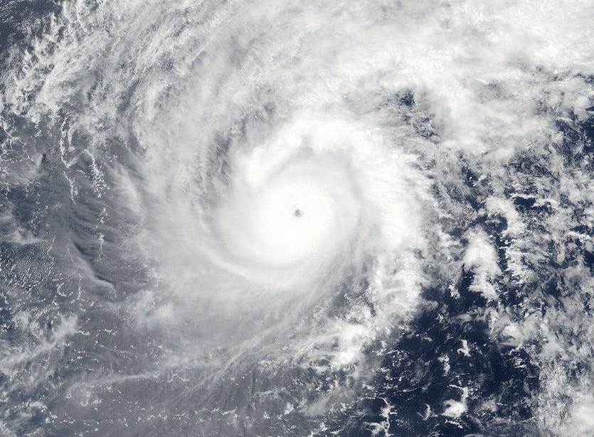 Typhoon Jelawat, 3/30/2018