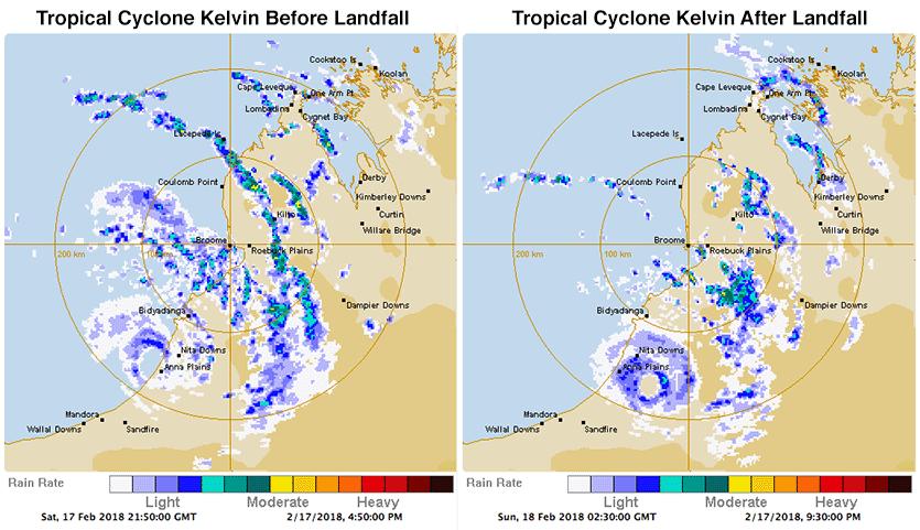 Kelvin radar