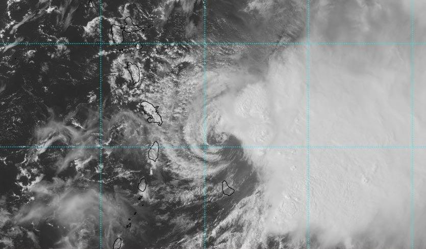 tropical storm kirk hits the lesser antilles rosa gathering