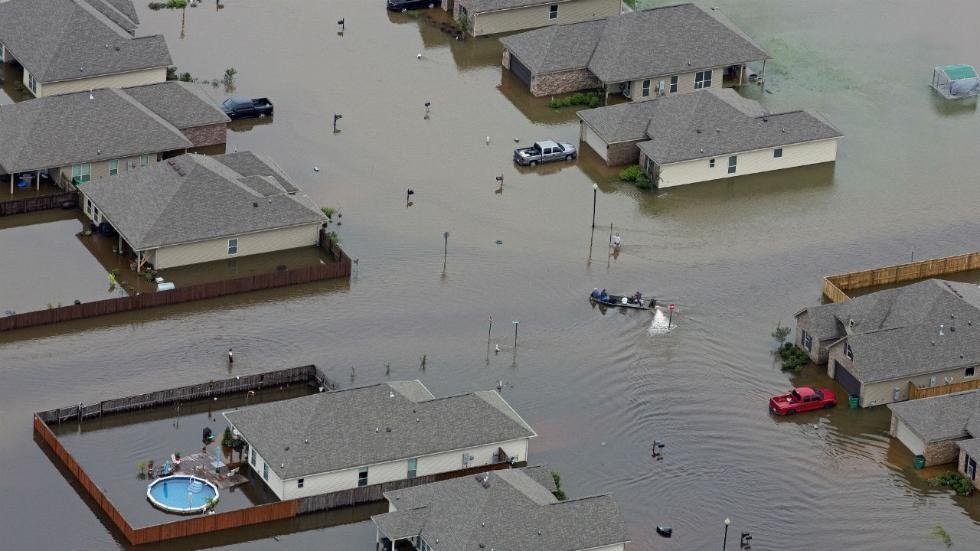 August 2016 Louisiana flood