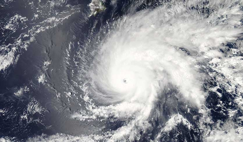 A Hyperactive 2018 Eastern Pacific Hurricane Season Ends