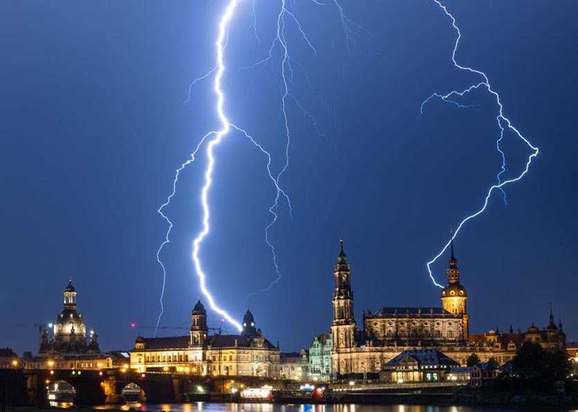 Germany storm