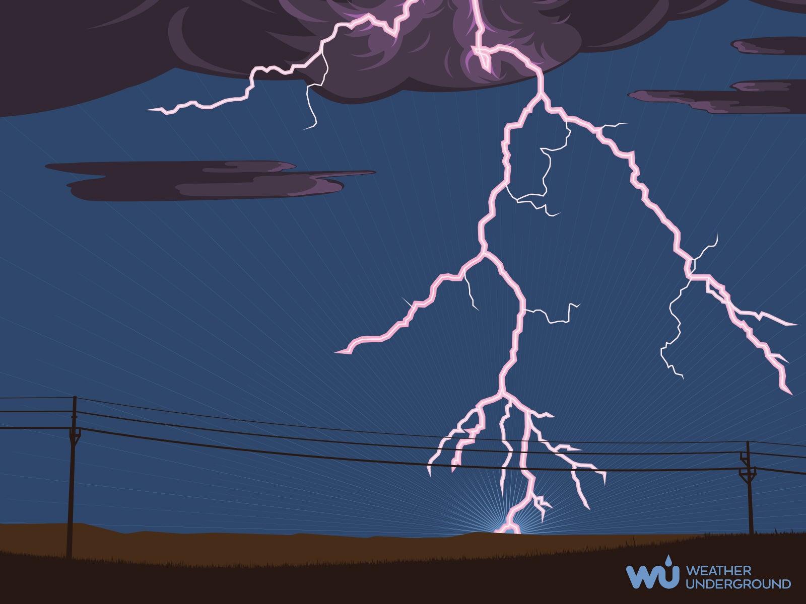 Lightning | Weather Underground