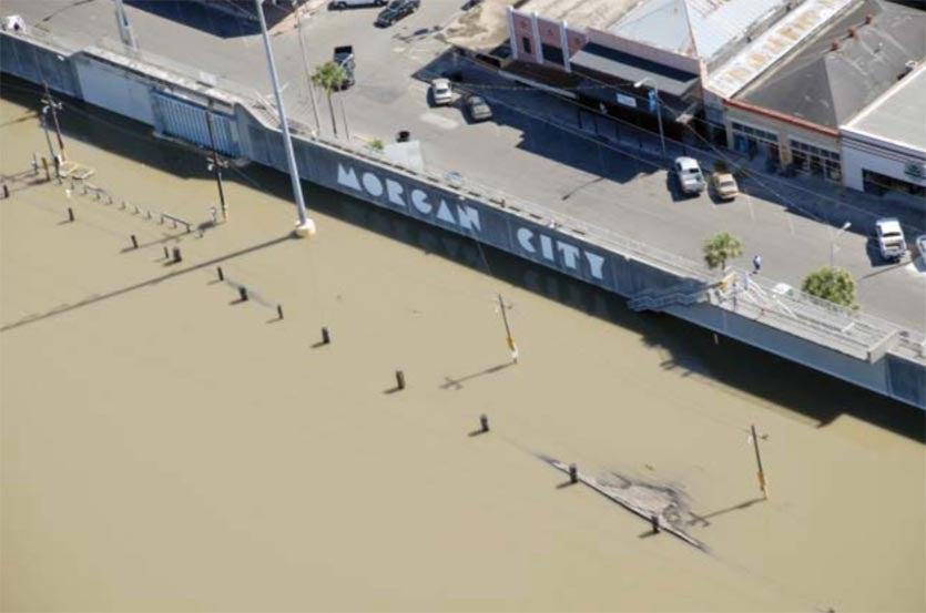 Morgan City flood