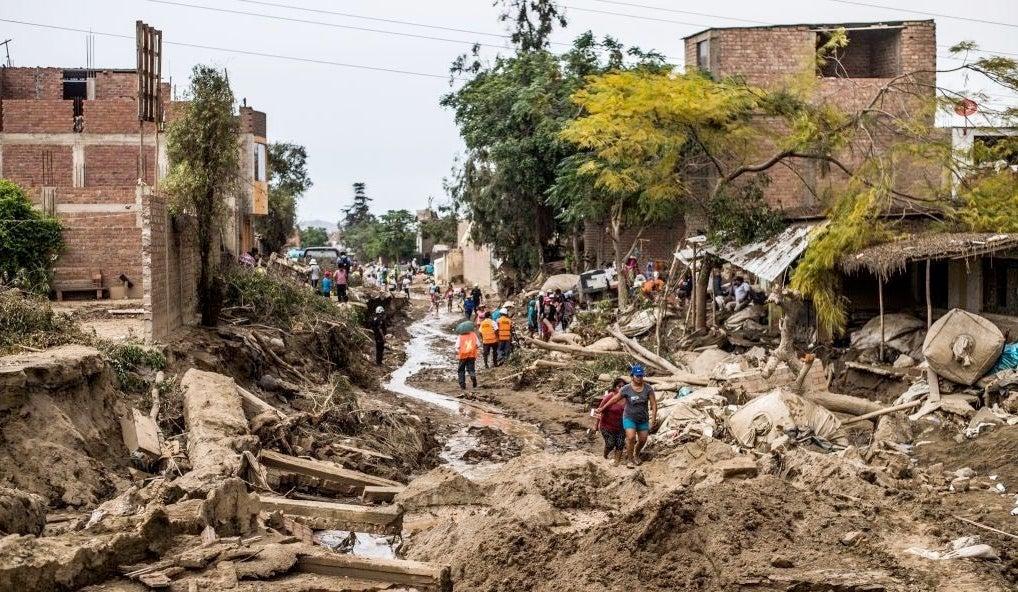 Weird Coastal El Nino Clobbers Peru: 80 Killed, $1 4 Billion