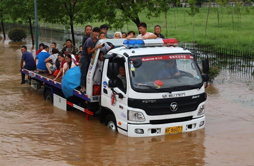 Rumbia flood