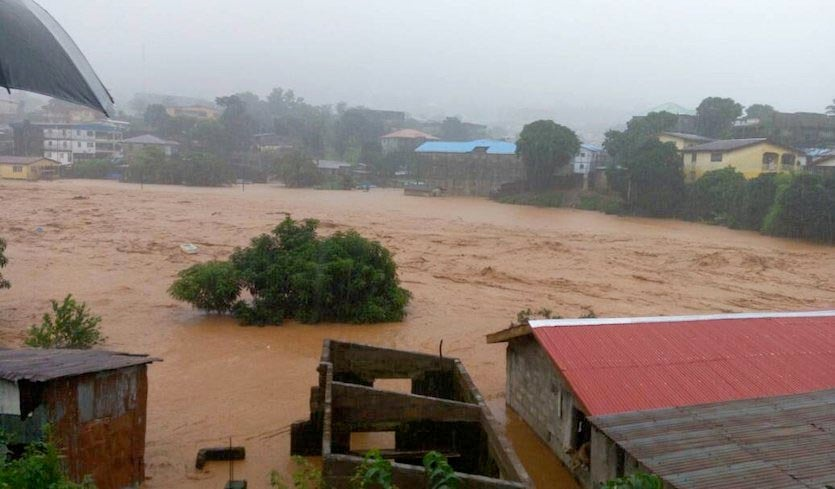 Sierra Leone flood