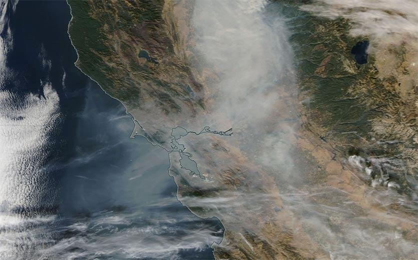 Smoke on Nov 15