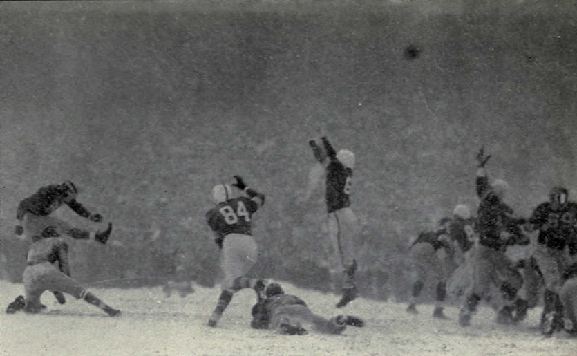 Snow Bowl 1950, Columbus, OH