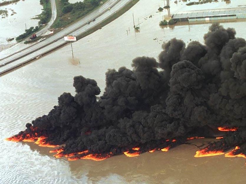 1994 flood in Texas