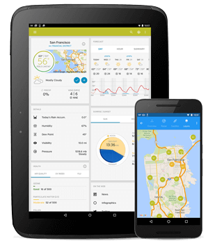 Weather Underground for Android