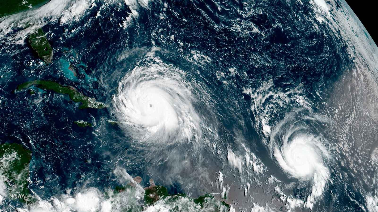 2018 Atlantic Hurricane Season Expected to Be Near- or Above-Average, NOAA Says