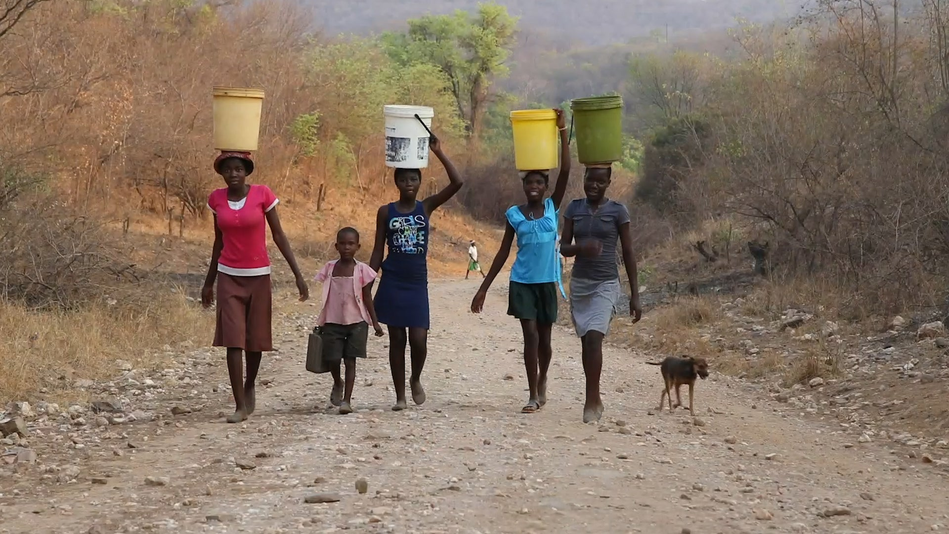 Nearly 2 million people in Zimbabwe's capital lack running water, as the system breaks down as a result of drought and crumbling infrastructure
